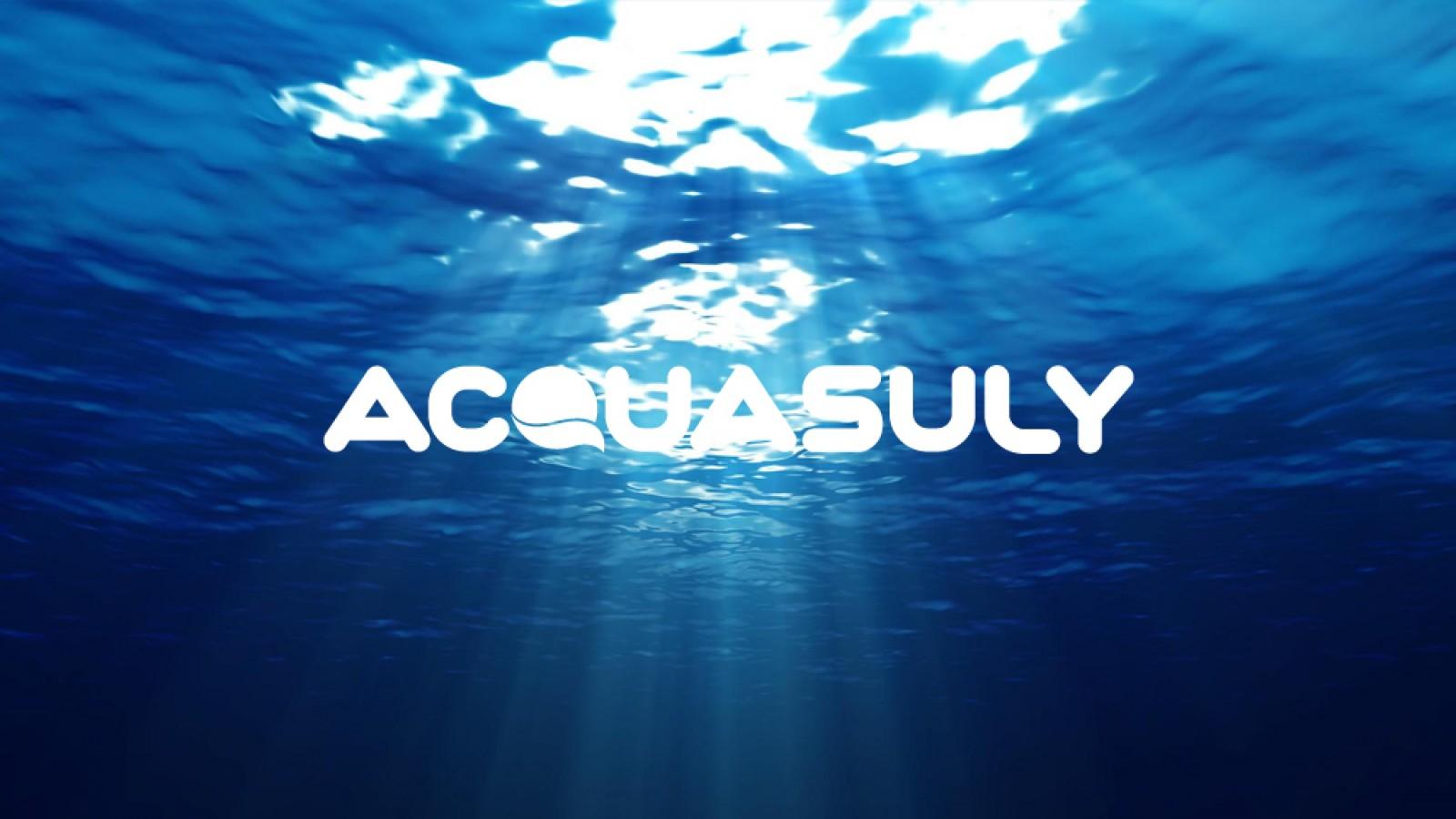 Logotipo - Acquasuly Piscinas