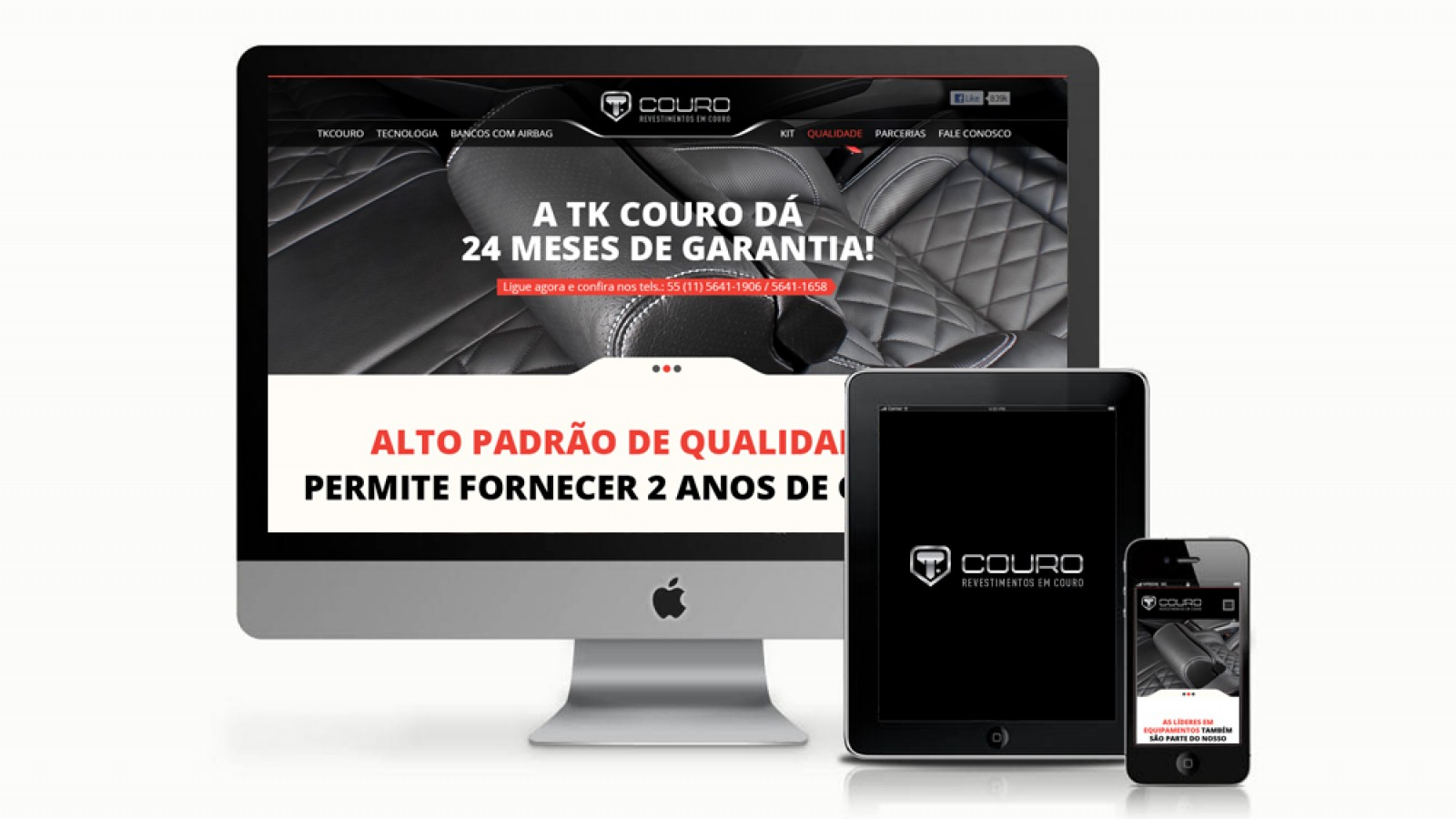 Website - TCouro