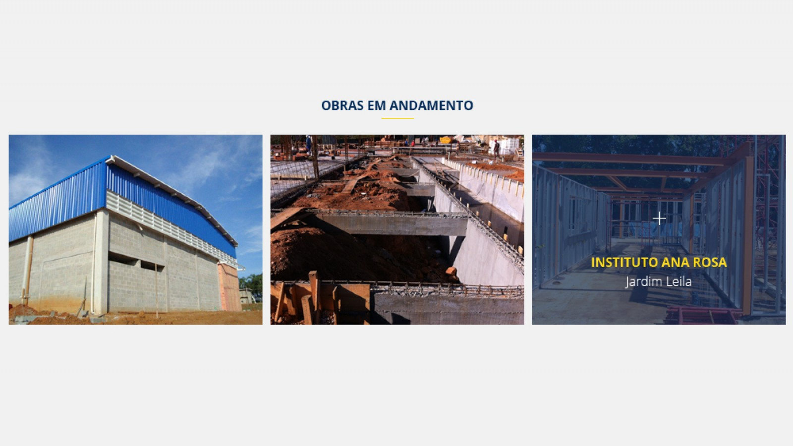 Website - SBN Engenharia